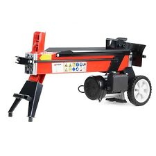 8 Ton Electric Hydraulic Log Splitter