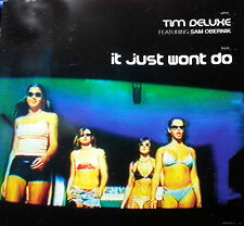 TIM DELUXE 4 TRACK CD IT JUST WONT DO FREE POST AUSTRALIA