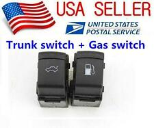 OEM VW Jetta Golf Mk4 Passat B5 Fuel Gas DoorTrunk Release Button Switch Set A23