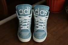 Adidas Originals Jeremy Scott sneakers Instinct Denim Night Marine Wings M29026