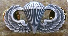 WWII US AIRBORNE PARATROOPER COMBAT JUMP WINGS