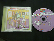 PLAYTIME FOR PRE SCHOOLERS ULTRA RARE AUSSIE SOUNDTRACK CD! ABCTV