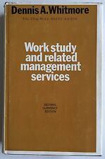 Work study Production Engineering Text Book Operational Research Dennis Whitmore