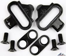 Wellgo SPD WPD-98A Clipless MTB Pedal Cleats compatible w/ Shimano SH51 & SH56