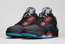 Nike Air Jordan 5 V Retro Low CNY Chinese New Year Size 13. 840475-060 black red
