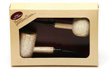 Missouri Meerschaum 390 Corncob Tobacco Pipe Gift Set
