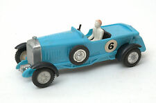 Vintage Hong Kong Plastic Friction Drive 1929 4.5 Litre Bentley No.719 1960s