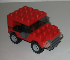 7803 LEGO Jeep – 100% Complete NO Instructions EX COND 2009