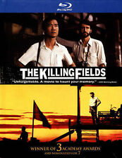 The Killing Fields (Blu-ray Disc, 2014, 30th Anniversary; DigiBook)