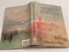 James Lees-Milne Venetian Evenings First Ed 2nd Impression