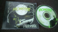 "THE AUTOMATIC "" MONSTER ""  CD SINGLE"