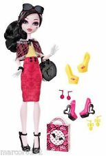 Monster High Doll Aren't these shoes a Just Scream Draculaura Daughter Dracula