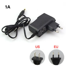 US AC 100-240V To DC 12V 1A  Power Supply Adapter Transformer for LED Strip
