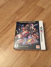 Project X Zone Limited Edition Nintendo 3DS Brand New Factory Sealed