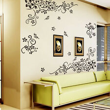 Flower Fad Removable Art Vinyl Quote Wall Sticker Decal Mural Home Room Decor