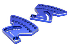 Integy Aluminum REAR Shock Tower AXIAL WRAITH SPAWN Mount Lowering  BLUE C26773