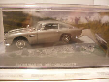 1/43 Voiture JAMES BOND 007 ASTON MARTIN DB5 GOLDFINGER Neuve