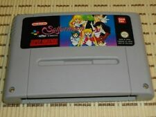 Sailor Moon für Super Nintendo SNES