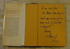 RARE CIVIL RIGHTS Atlanta 1971 Mayor Martin Luther King Sr signed first edition