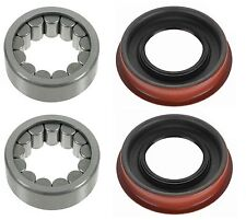 Rear Wheel Bearing &Seal 1999-2004 CHEVROLET SILVERADO 2500 (New Axle Only) PAIR