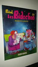 BD LES BIDOCHON T21 SAUVENT LA PLANETE PAR BINET FLUIDE GLACIAL 2012 EO