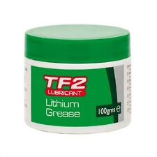 Bike-Cycle-Bicycle Weldtite Bearings Tf2 Lubricant White Lithium Grease 100G Tub