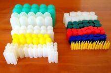 200Pc High Temp Ultimate Silicone Rubber Powder Coating Kit, CAPS and PLUGS
