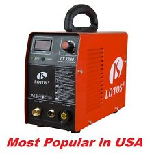 Lotos LT3200 Plasma Cutter 32a 240V Inverter Clean cut to 8mm