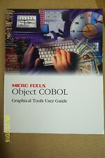 MICRO FOCUS OBJECT COBOL GRAPHICAL TOOLS USER GUIDE BOOK V3.4 , 3.4