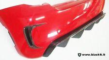 Profilo estrattore aria paraurti posteriori