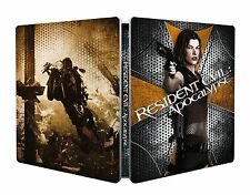 Resident Evil: Apocalypse Limited Ed. Steelbook / Blu Ray / Import / Pre-Order