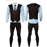 2015 England style Pro Team Cycling jersey sets Long sleeve bike bicycle jersey