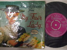 WEP 1005 Gordon Franks - My Fair Lady - 1958