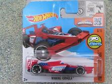 Hot Wheels 2016 # 026/250 fórmula ganadora Rojo Hw Circuito Digital Funda un