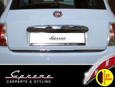 FIAT 500 & Cabriolet 3M Chrome-Bandes décoratives Baguette décorative en