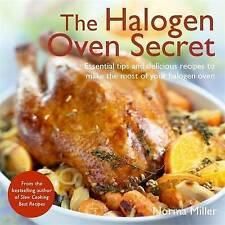The Halogen Oven Secret by Norma Miller, Book, New (Paperback)