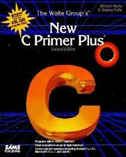 The Waite Group's New C Primer Plus by Mitchell Waite (1993, Hardcover)