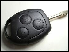3 BUTTON REMOTE KEY FOB for FORD FUSION, FIESTA, TRANSIT CONNECT