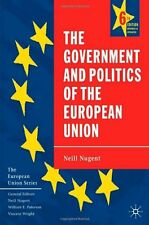 The Government and Politics of the European Union By Neill Nuge .9780230000025
