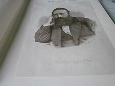 Wien Archiv 6 Kultur 3077 Ludwig Anzengruber 1839-1889