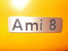 """2cv..CITROEN """"AMI 8""""..EMBLEM..original sehr alt & für Sammler RAR  !"""