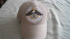 HARLEY OWNERS GROUP 25TH ANNIVERSARY CAP