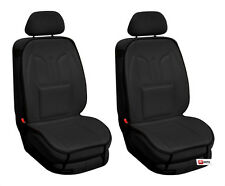 Car Seat Cover Cushion   Pair dark grey colour