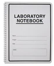 BookFactory Carbonless Lab Notebook (Scientific Grid Format), 50 Sets of Pages -