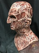 "Freddy Silicone Mask ""Dream Master"" Part 4 krueger WFX  Special!"