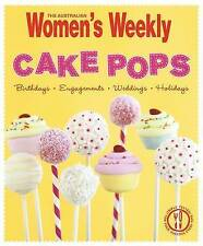 Cake Pops NEW BOOK Ideas and Recipes for Birthdays, Weddings, Christmas, Kids