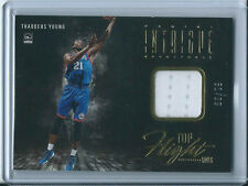 Thaddeus Young 2013-14 Intrigue *Jersey* # /99