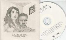 WILLIS EARL BEAL Acousmatic Sorcery 2012 UK 11-track promo CD