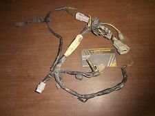 98 99 Yamaha WR400F WR 400F Ignition Electrical Complete Main Harness Loom OEM