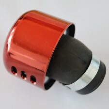Red Performance Moto Scooter Parts Air Filter For Moped GY6 50cc 150cc 125cc